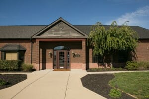 exterior picture of Columbus, OH dental office