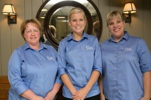 Fixari Family Dental team members