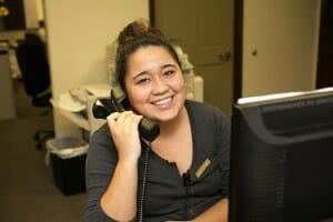 front office team member at Fixari Family Dental