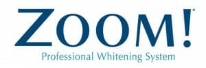 ZOOM! whitening logo