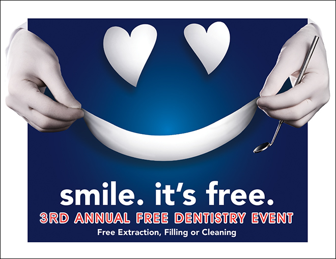 free dental care in Columbus, OH